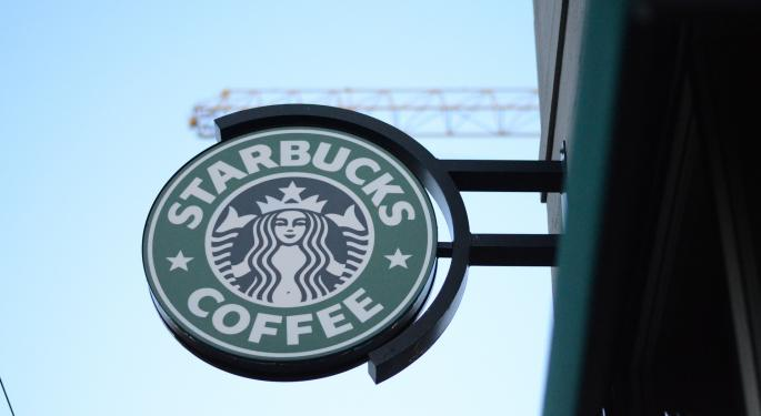 Starbucks Shares Perk Up After Q1 Earnings Beat