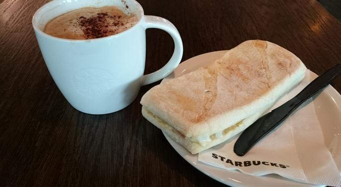 Starbucks Shares Under Pressure Amid Concerning xAd Market Share Data