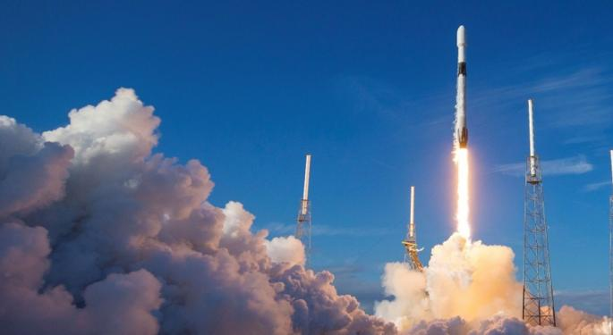 SpaceX's Starlink Satellite Internet Business 'Likely' To Go Public