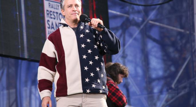 10 Things Jon Stewart Thinks About Media, Politics And Change