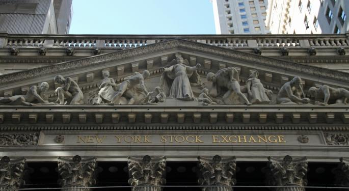 This Day In Market History: Joseph Searles III Breaks NYSE Color Barrier