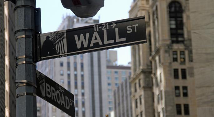Financial Sector Takes A Dive Along With Treasury Yields After Fed Announcement