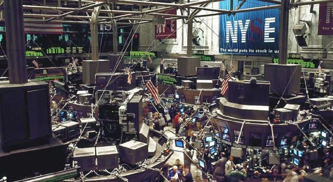 This Day In Market History: NYSE Sets New Circuit Breaker Trigger Levels