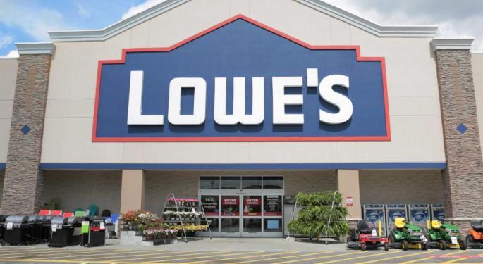 KeyBanc Raises Lowe's Price Target, Likes Ellison's Leadership Style