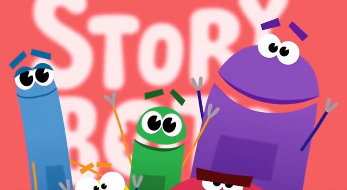 Netflix Now Owns StoryBots
