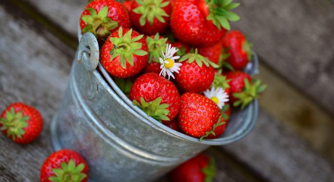 1-800-Flowers To Buy Shari's Berries For $20.5M