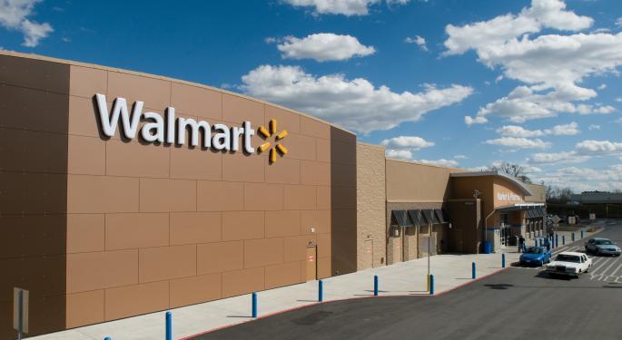 Walmart Posts Standout Quarter, But Raymond James Downgrades On Flipkart Costs