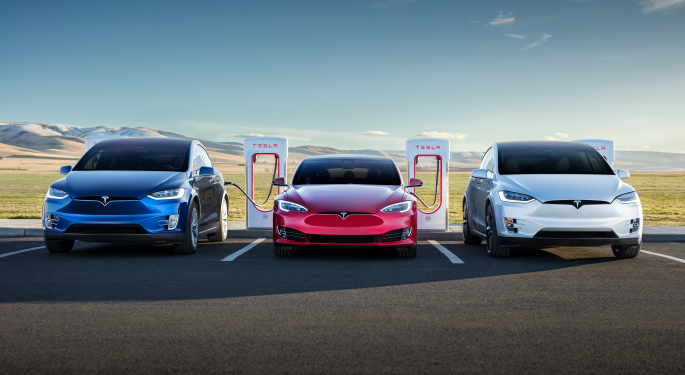 UBS: Changes To Tesla's Automation Process Are 'Concerning'