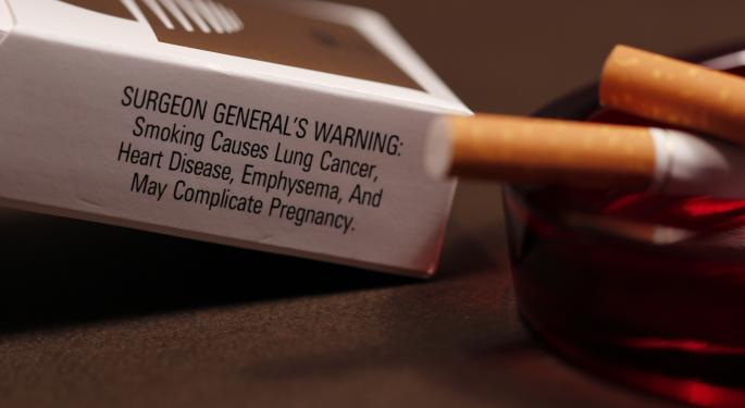 Reality Reflects Art: World Puts Grisly Graphics On Cigarette Packs; US Tries Different Approach