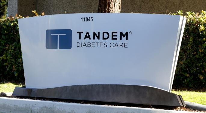 Tandem Diabetes Care Positioned For 20-30% Growth, But Valuation Warrants Neutral Stance