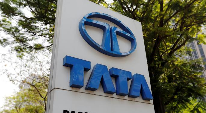 A Look At Tata Motors Through Benzinga's Securities Lending Volatility Index
