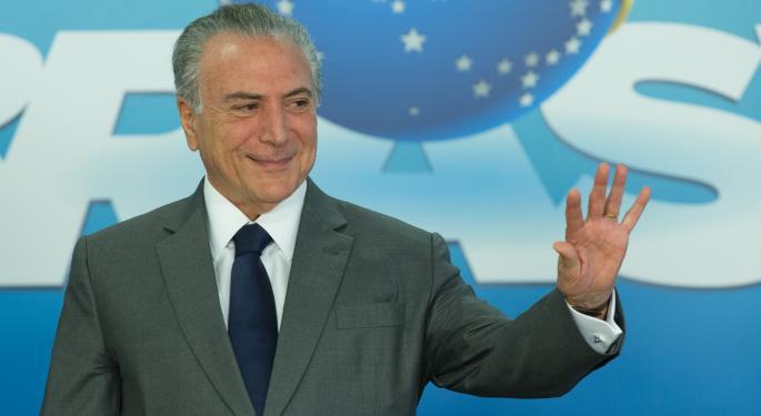 Agenda On Hold: Temer's Brazilian Economic Reform Stalls Amid Scandal
