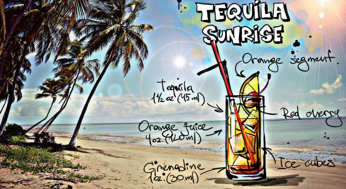 A Look At How Well Sin Stocks Trade In Light Of José Cuervo IPO