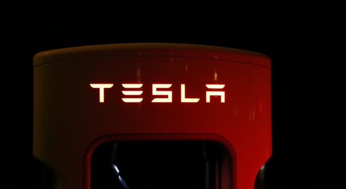 Tesla Rally Takes A Breather, But Option Market Suggests More Upside Ahead