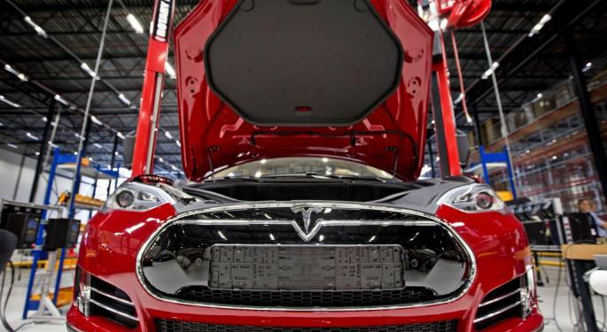 Coming Mid-2016: A Tesla Factory In China