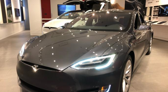 The Big Shorts Dig Into Tesla