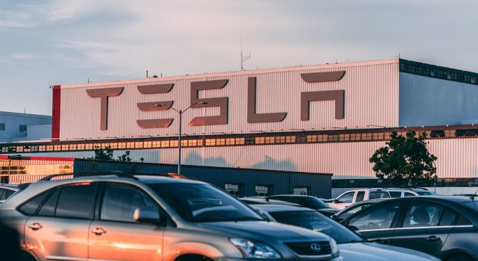 Tesla Says 'Public Health Epidemic Originating In China' A 'Risk Factor' For Its Business