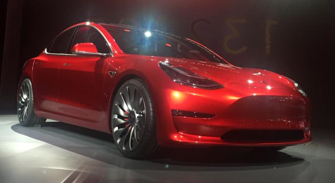Musk: Tesla Model 3 Commercial Launch Ahead Of Schedule