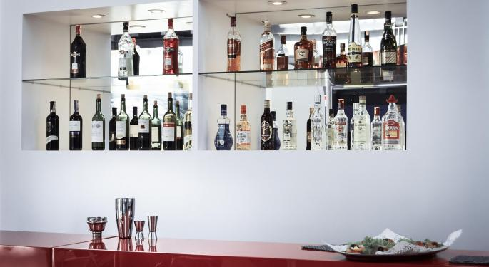 Politics' Push And Pull On The Alcohol Industry