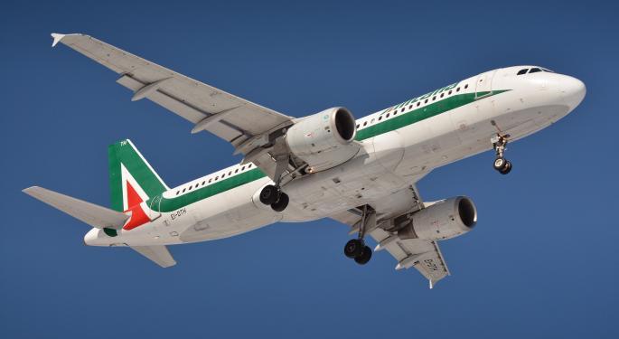Potential Investor Bails Out Of Alitalia Rescue