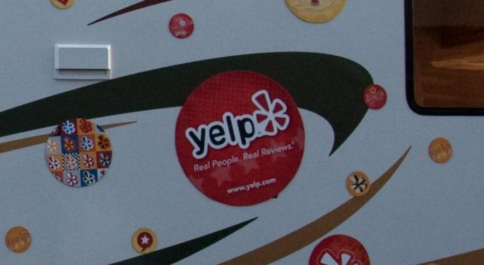 Yelp Continues To Be Weighed Down By Model-Change Related Disruption, Guggenheim Says