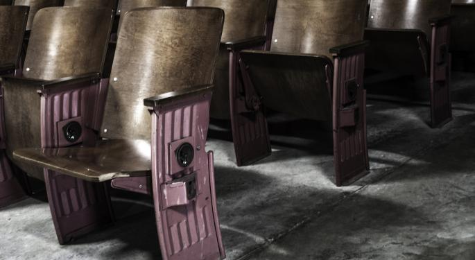 Wedbush's Michael Pachter Breaks Down This Year's Record Movie Theater Turnout
