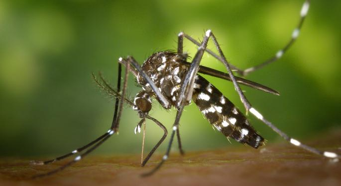 Zika Virus Has Social Media Buzzing About Mosquito Repellent