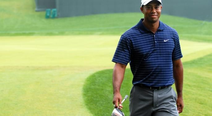The State Of Golf: Tiger Woods' New Venture, Titleist IPO Near