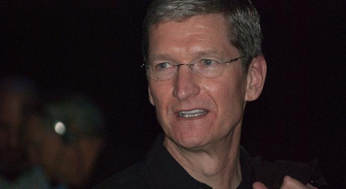 Following Mizuho's Surprising Apple Downgrade, Looking Back At Tim Cook's Comments On China