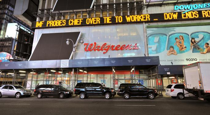 Impending Headwinds Blow Walgreens Rating Down To Equal-Weight