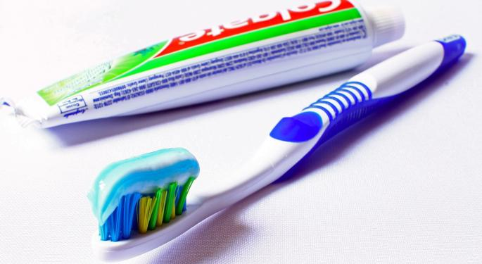 Argus: Colgate Shares Offer Investors Value