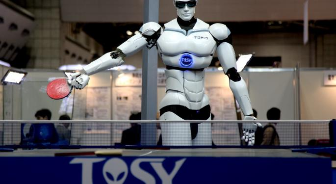 Getting To Know Charles Schwab's New Robo-Pal