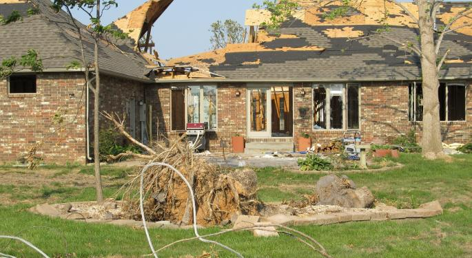 In Wake Of Deadly Storm, Logistics Leads Recovery Effort