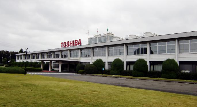 Watch The Consumer Electronics Group Following Toshiba's Raised Outlook