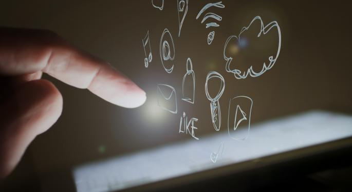 Ad Buyer Survey Triggers Facebook, Alphabet Target Increases