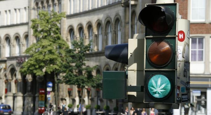 Could Marijuana Help House Prices?