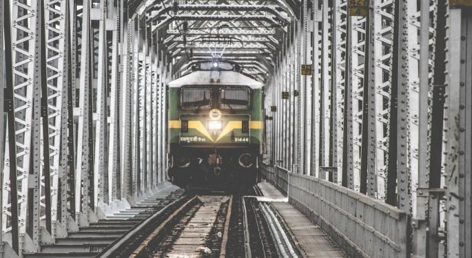 Today's Pickup: Indian Railways To Carry Amazon Parcels