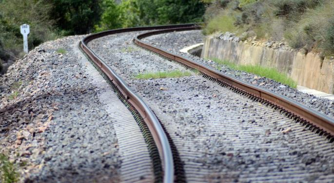 Which Rail Stock Should You Board? Breaking Down Wells Fargo's Initiations In The Sector