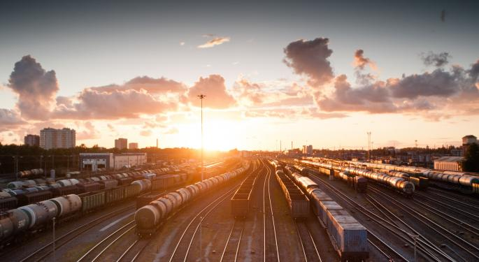 May U.S. Intermodal Volumes Drop 5.9 Percent