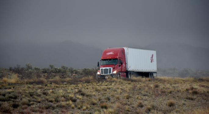 TruckPark Mission Eases Driver Parking Uncertainty