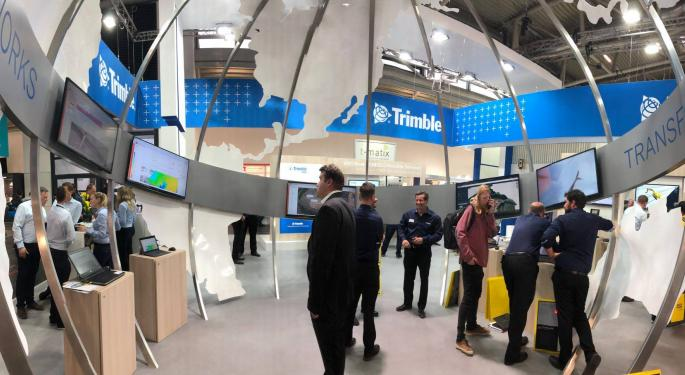 Trimble Sees Video's Growth As Fleet Tool Continuing