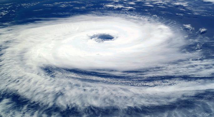Super-Powerful Cyclone Threatens Arabian Sea Shipping And Ports