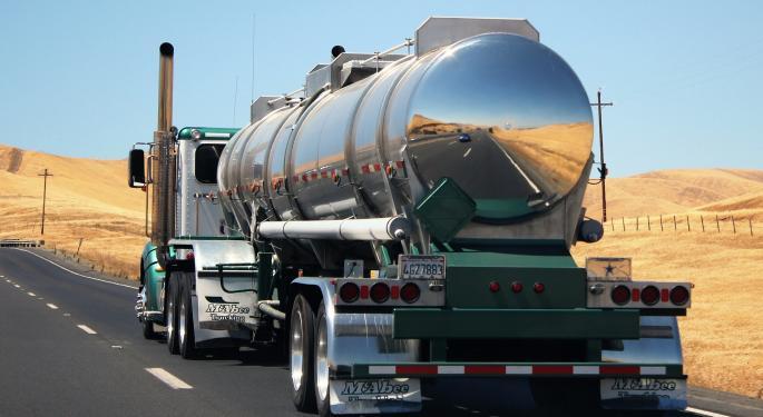Oil Choice Drives Fuel Savings For Heavy-Duty Trucks
