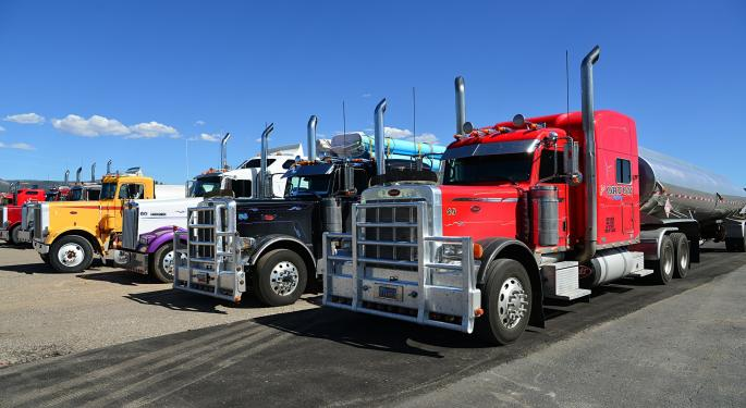 How The Spot Market Moves The Freight Economy