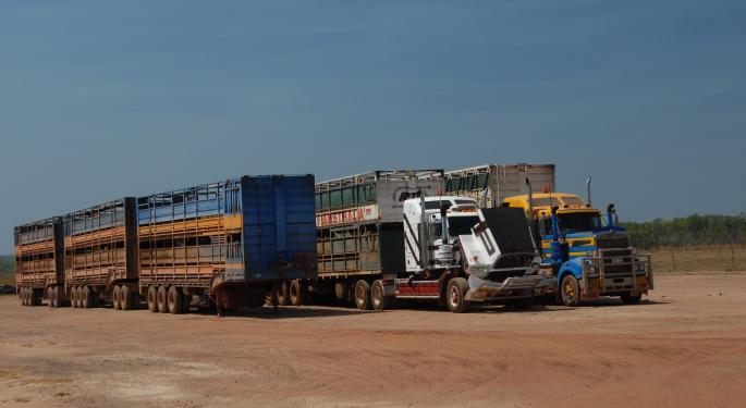 DOWN UNDER TRUCKING: Transport Jobs Boom Underway In Australia