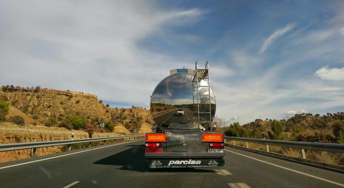 Carriers Gain Pricing Power As Truck Capacity Continues To Tighten