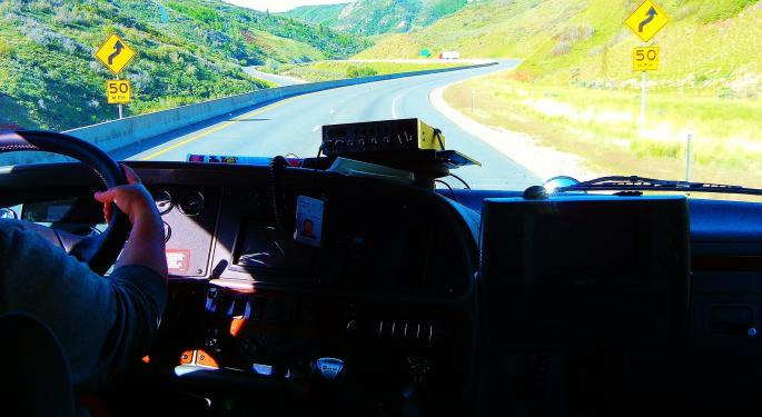Maple Leaf Motoring: Will ELDs End Cheap Hauls To The Yukon?