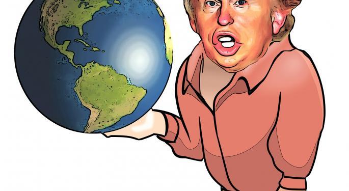 Hewlett Packard Enterprise's CEO: A Donald Trump Presidency Won't Be Good For Business