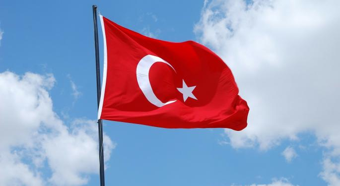 Turkish Blend: Turkey ETF Gets Some Support As Fitch Doesn't Downgrade