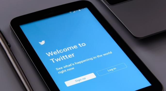 A Trader Was Aggressively Buying Twitter Shares Thursday Night, Just Hours Ahead Of The Q2 Print